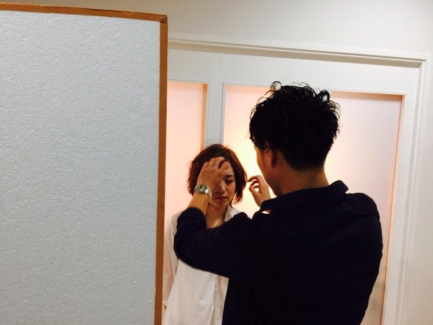 関西美容室 関西美容師 ビグディ BIGOUDI カットが上手 手入れが楽 兵庫美容室 お手軽スタイリング 生涯通える美容室