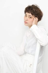森千花子 ボブ ショート 得意 美容室 梅田
